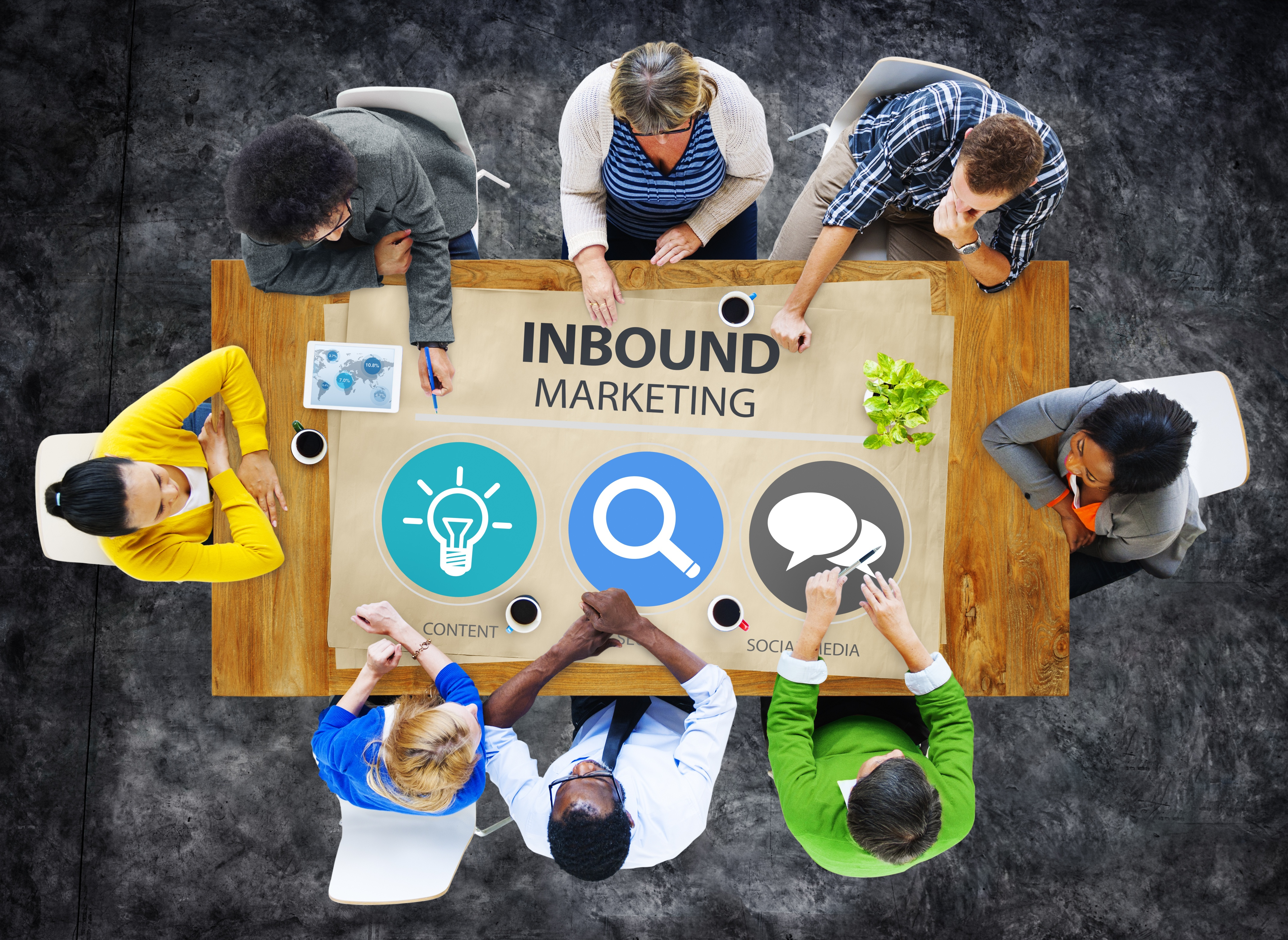 L'Inbound Marketing : l'allié des start-ups à succès